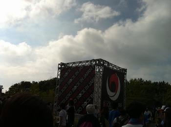 ROCK IN JAPAN FES.2010 看板