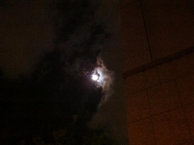 2011.09.11 中秋の名月…